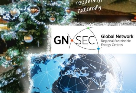 Season's Greetings from the Global Network of Regional Sustainable Energy Centres