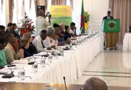 Dominica hosting validation workshop for CCREEE