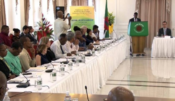 Dominica hosting validation workshop for CCREEE
