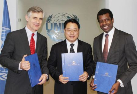 Austria, UNIDO and the SIDS DOCK establish Sustainable Energy Partnership