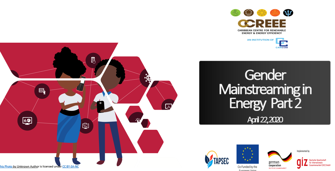 CCREEE Confront Gender Challenges in the Energy Sector