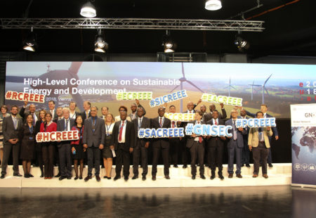 GN-SEC workshop at the International Sustainable Energy Conference on 4th October 2018 in Graz, Austria