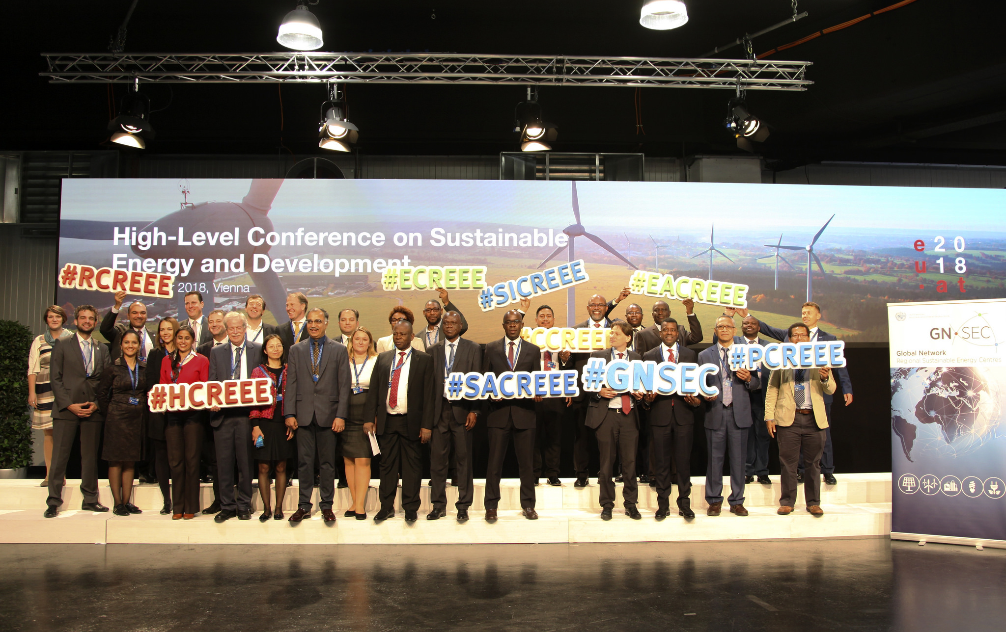 European Union voices support for Global Network of Regional Sustainable Energy Centres