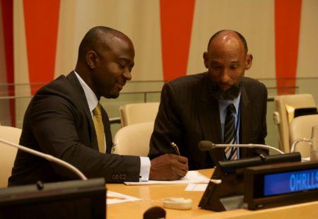 São Tomé and Príncipe becomes 17th Member of SIDS DOCK