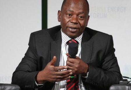 Farewell to Mr. Mahama Kappiah, Executive Director of ECREEE