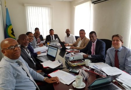 5th Meeting of the Steering Committee of the CCREEE