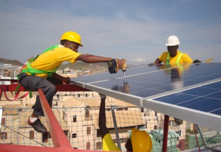 """Join the GN-SEC Webinar """"Growing Africa's Energy Access Workforce of the Future"""" on 21 November 2019"""