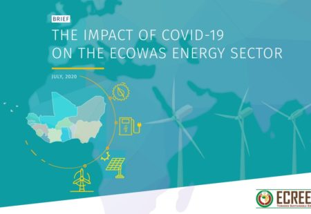 ECREEE publishes policy brief on the impact of COVID-19 on the ECOWAS Energy Sector