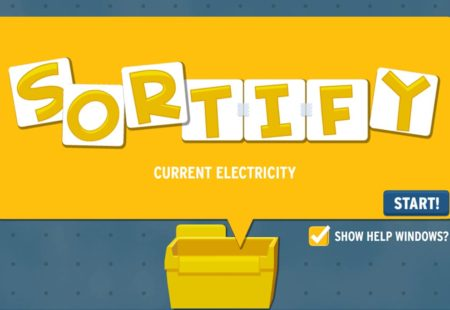 Sortify current electricity