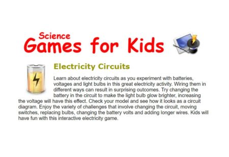 Electricity circuits