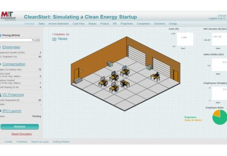 Clean Energy Startup