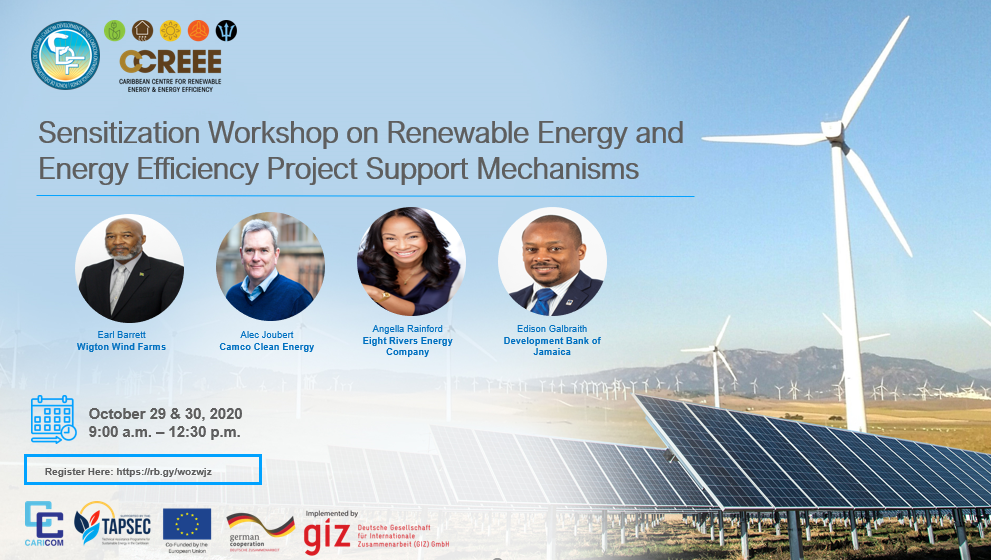 Financial Institutions Sensitized on Renewable Energy and Energy Efficiency Project Support Mechanisms