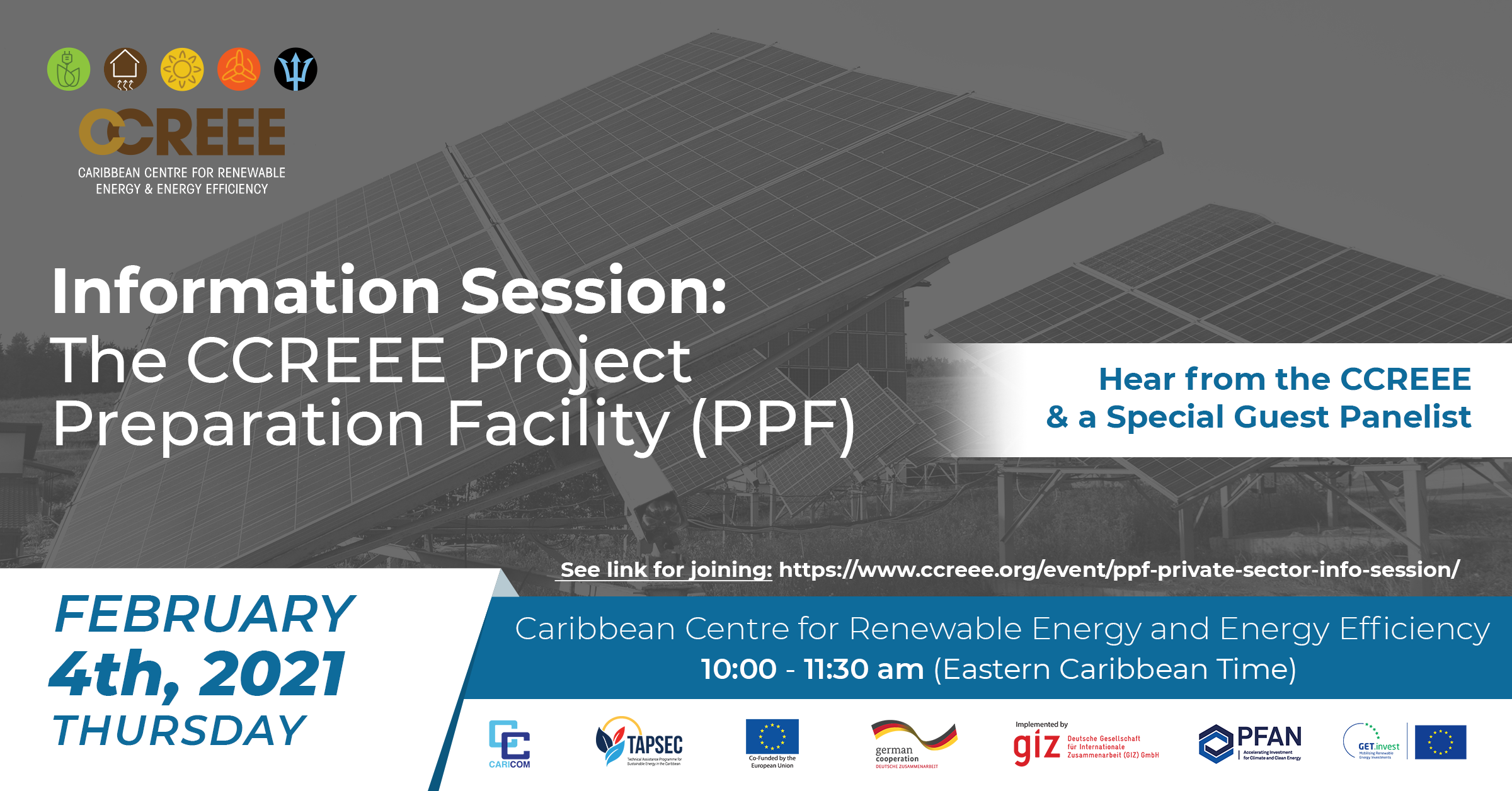PPF Private Sector Info Session