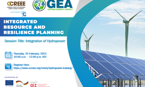 Capacity Development Session: Integration of Hydropower