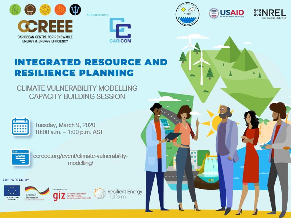 Capacity Development Session: Climate Vulnerability Modelling