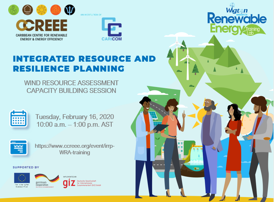 IRRP Capacity Building Session: Wind Resource Assessment