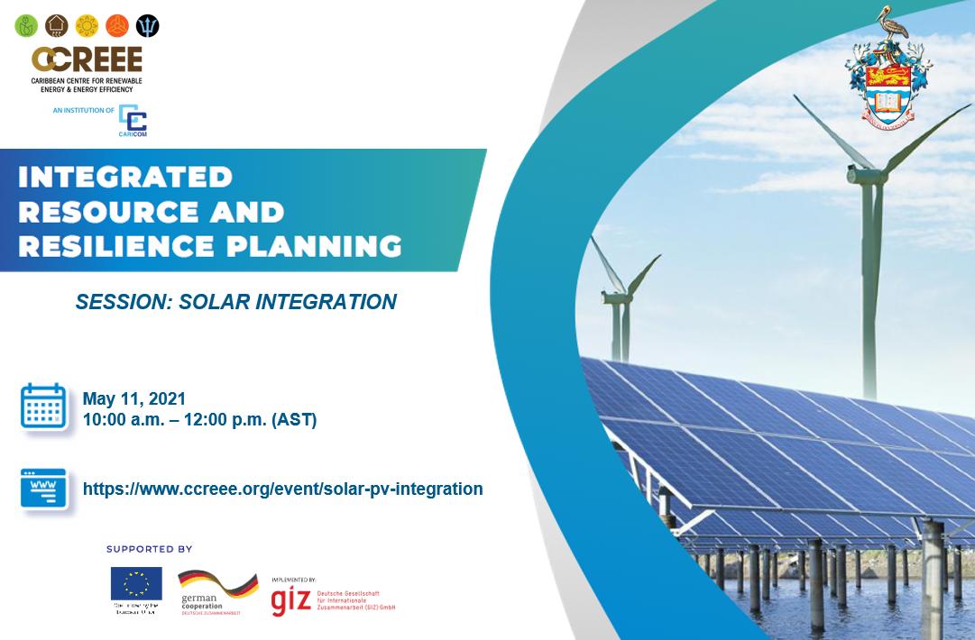 Solar PV Integration Webinar
