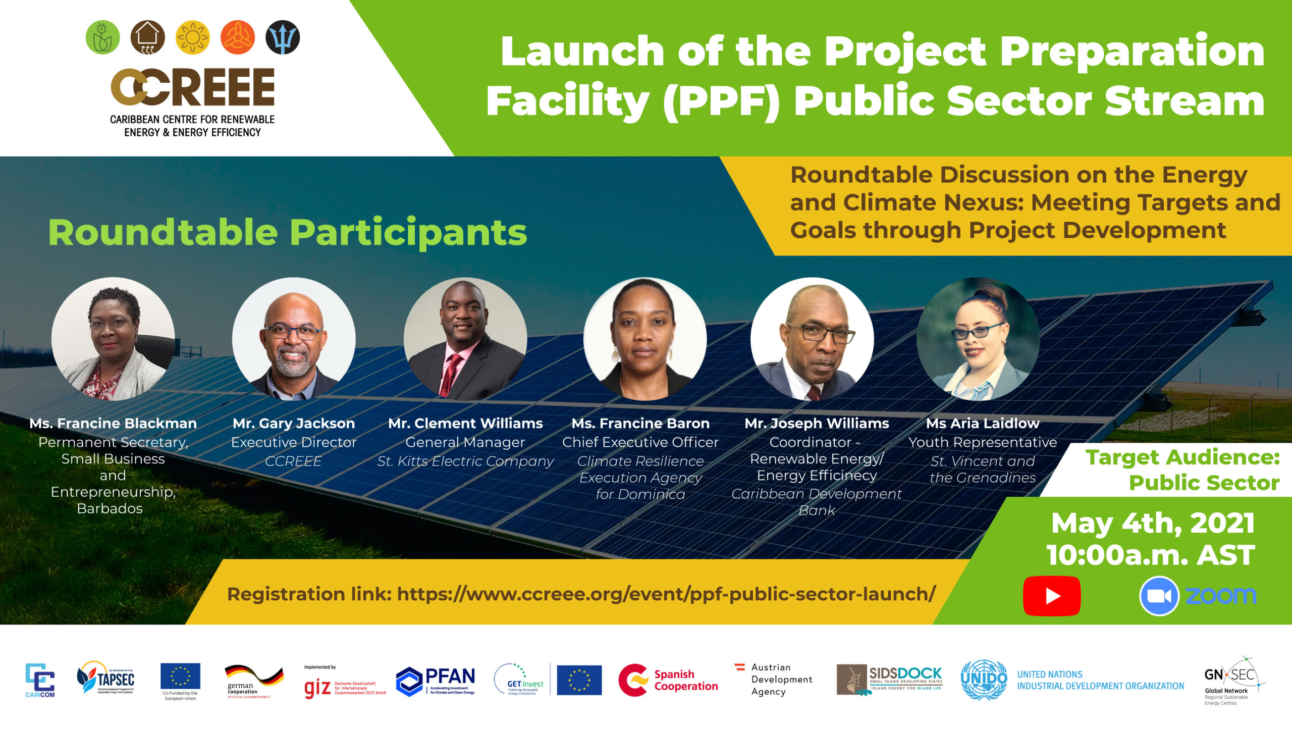 PPF Public Sector Launch
