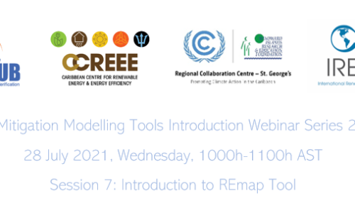 GHG Mitigation Modelling Tools – Session 7: Introduction to REmap Tool